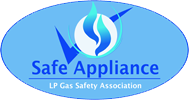 Safe Appliance - LP Gas Safety Association