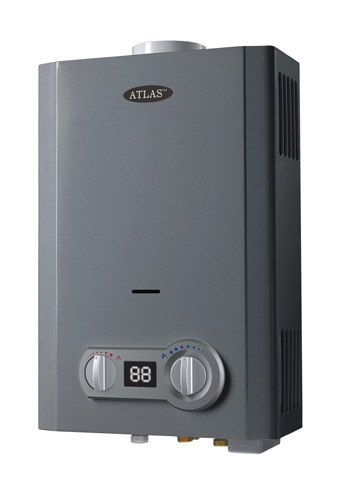 Atlas Gas Geyser